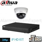 dahua-ip-kit-1x-dome-3mp-full-hd-camerabeveiliging