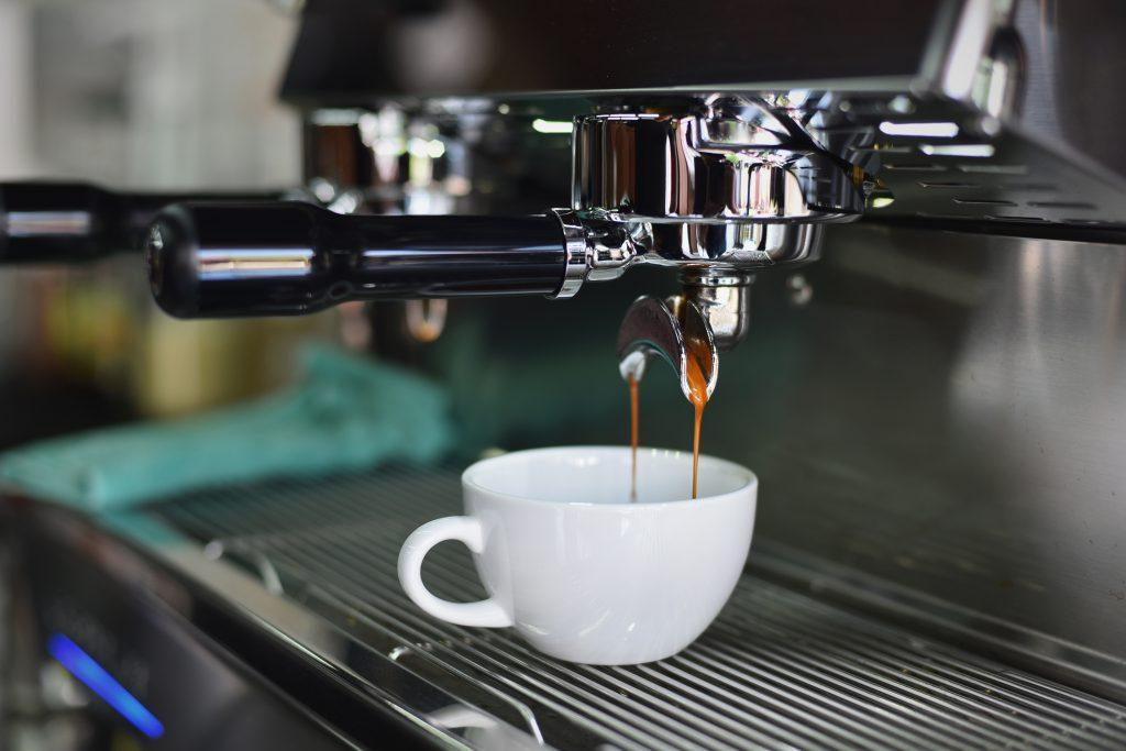 WMF koffiemachine 1